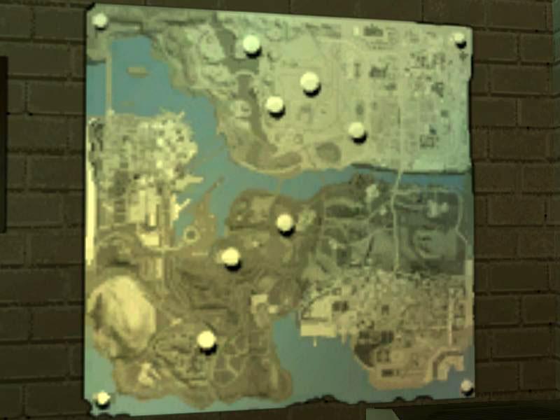 UFO  MAP?
